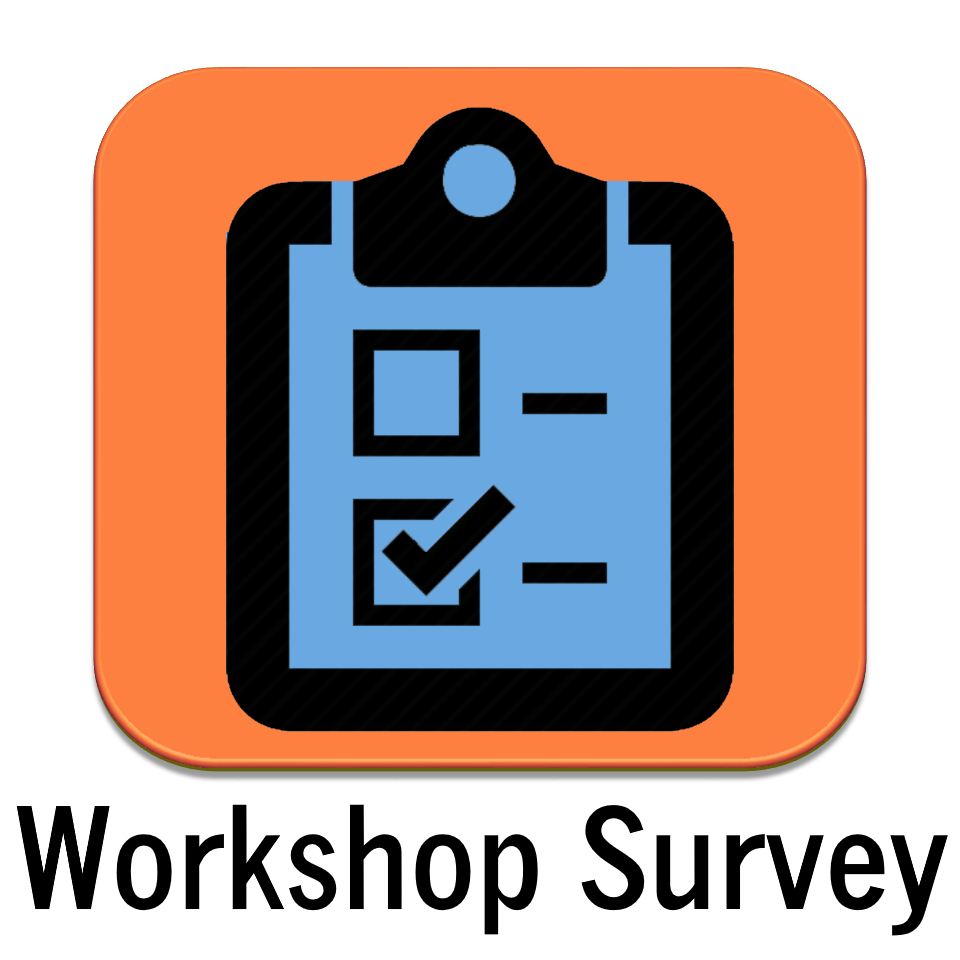 Workshop Survey Icon