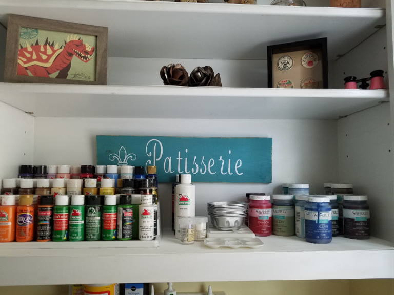 Photo of organized space