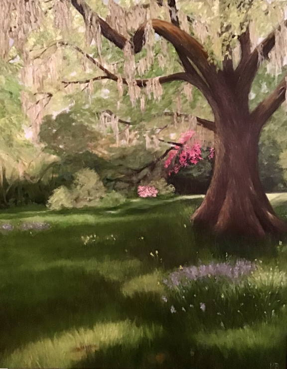 Spring at Brookgreen