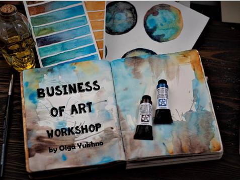 Online Workshop - The Business of Art