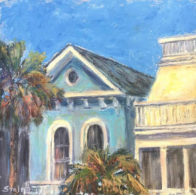 Charleston Blues