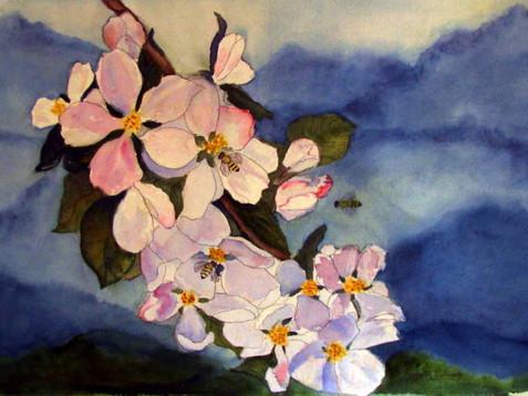 Blue Lavender Gallery - February 2020: Ruby DeLoach