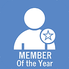 Member of the Year icon