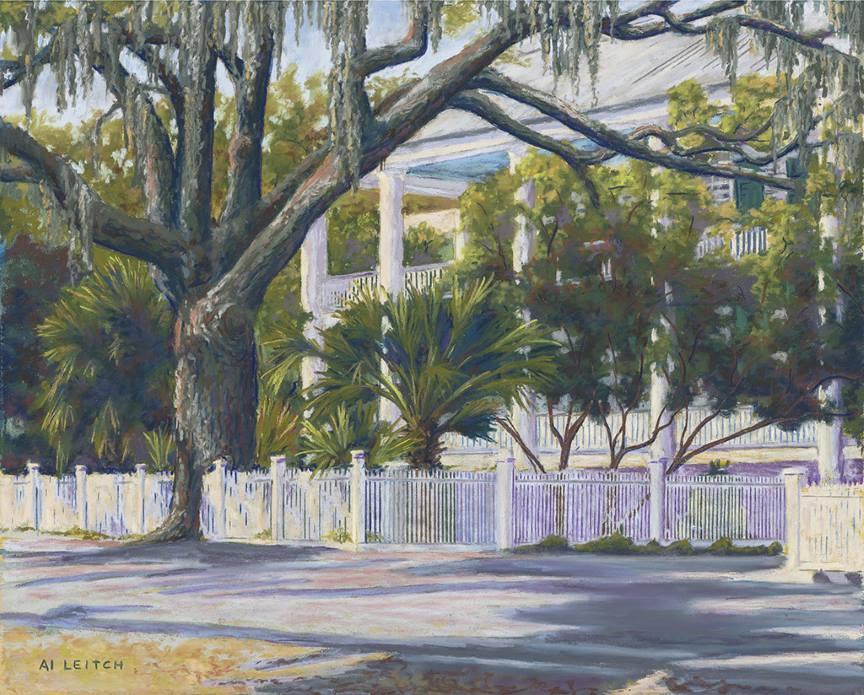 """Bay Street"" by Al Leitch"