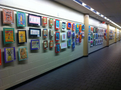 2014 Juried Show Exhibit