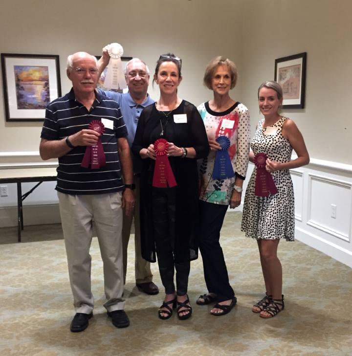 Union County Juried Art Show Winners 2017