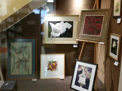 Chapin Library Gallery - March 2020