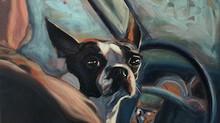 Blue Lavender Gallery - Sept 2020: Sonya Diimmler