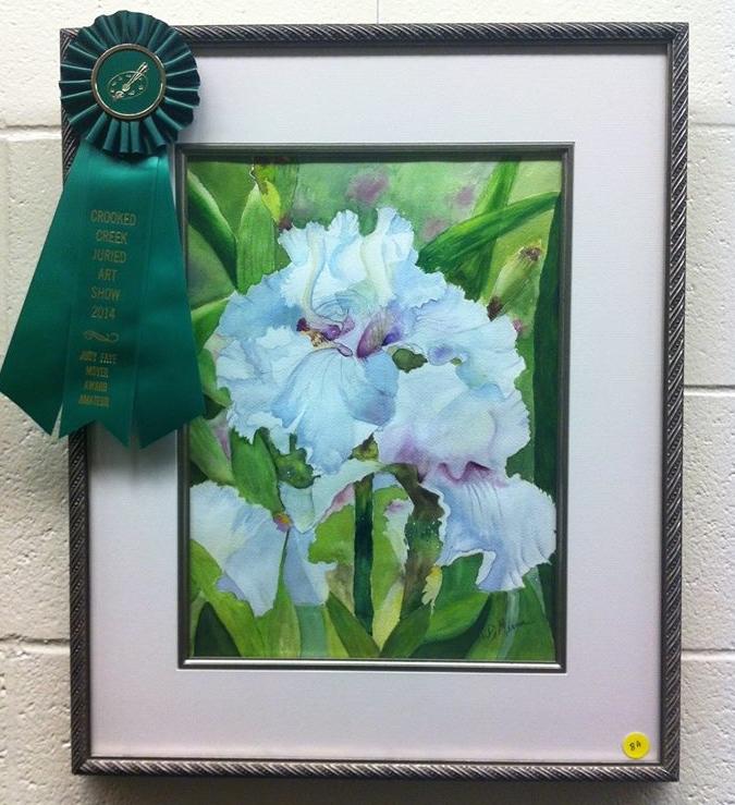 2014 Judy Faye Moyer Award Amateur