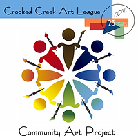 CCAL Community Art Project Logo