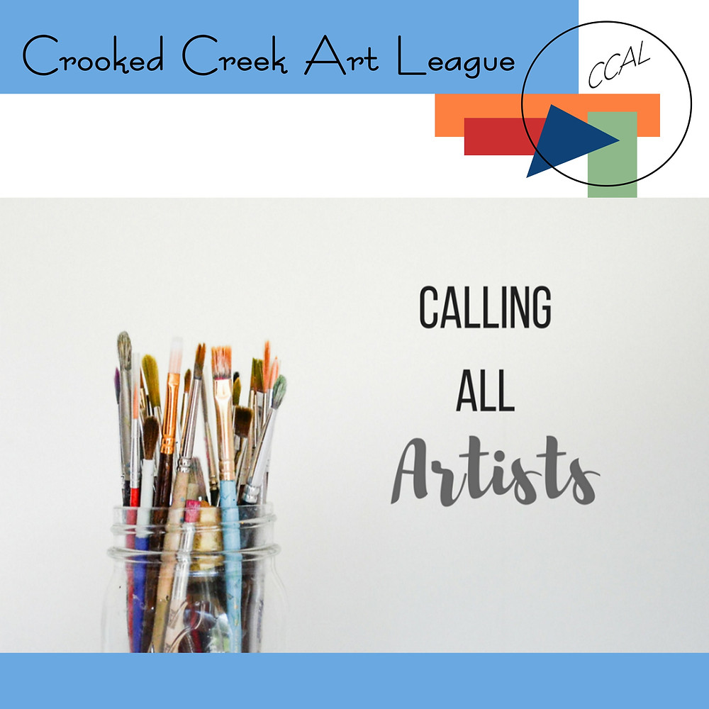 Graphic: CCAL Calling All Artists