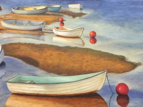 Blue Lavender Gallery - October 2020: Barbara Teusink