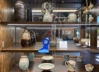 TAP Gallery Display Cabinet: Jul-Sept 2020