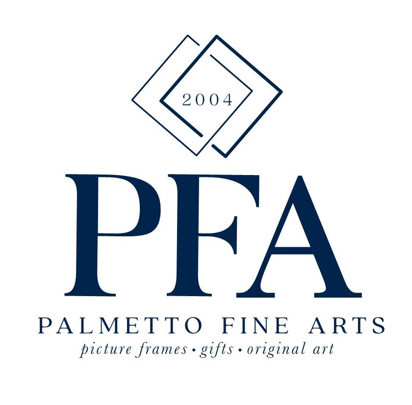 Palmetto Fine Arts Logo
