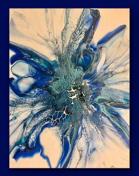 Blue Lavender Gallery - May 2021: Rebecca Horne