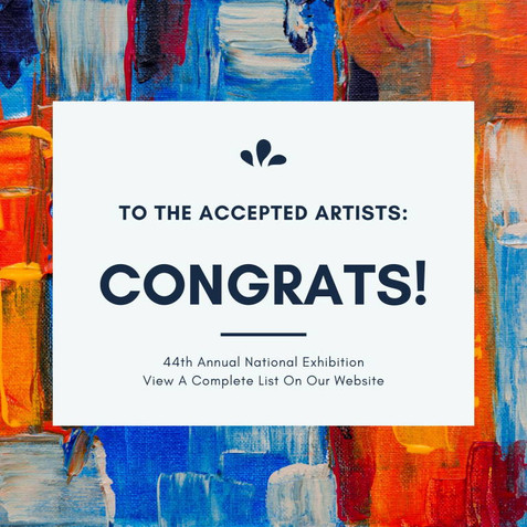 CCAL Artists in National Exhibition