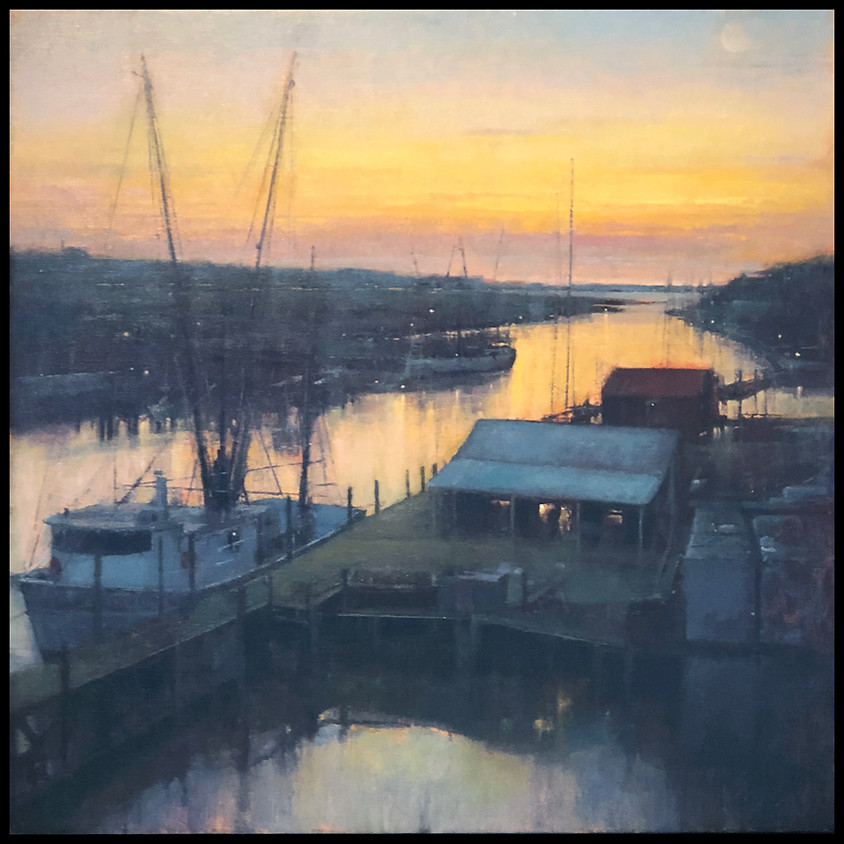"""""""Landscape Painting Workshop"""" with Chris Groves"""