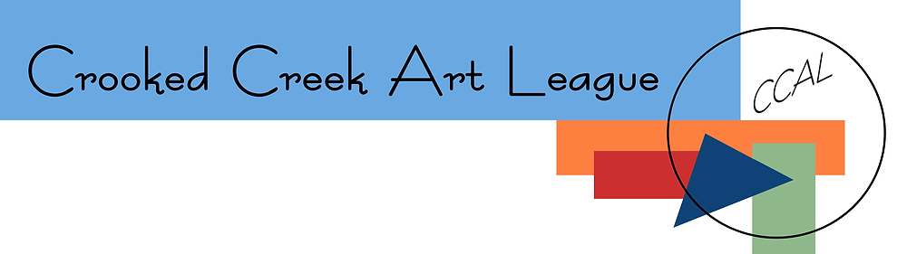 Crooked Creek Art League Logo