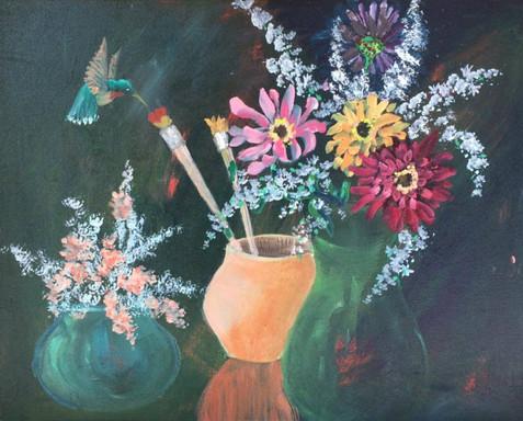 Blue Lavender Gallery - July 2021: Anna Kay Singley