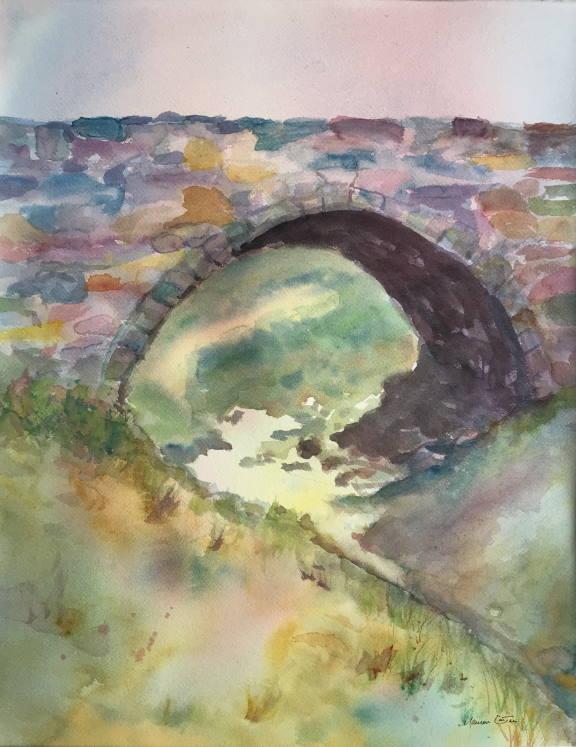 Beneath the Rainbow Bridge