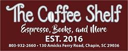 The Coffee Shelf Logo