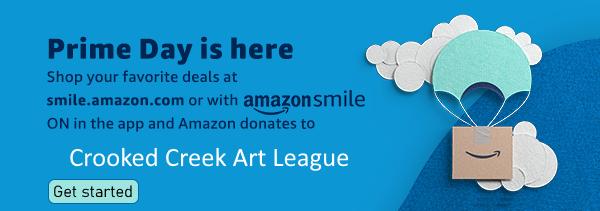 Amazon Prime Day Announcement Banner