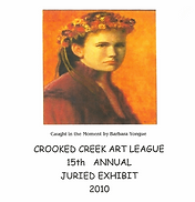 2010 Juried Show Program Cover