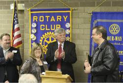 2014.Special Award to Randy Hanna
