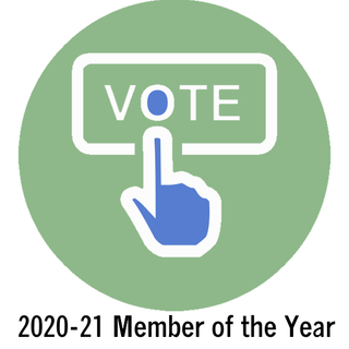 2020-2021 Member of the Year - We need your vote!