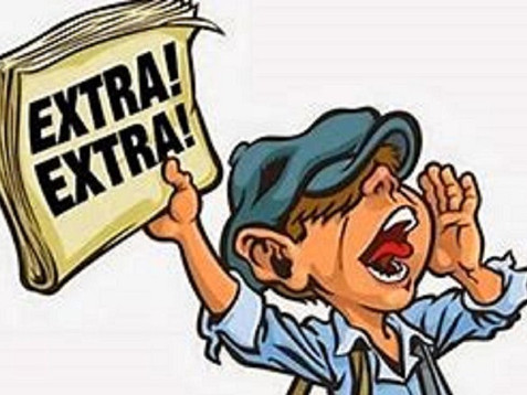 Extra Extra - Get Your News Here!