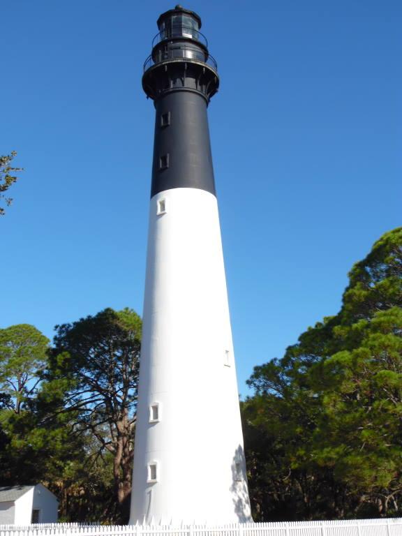 """Hunting Island Lighthouse"""