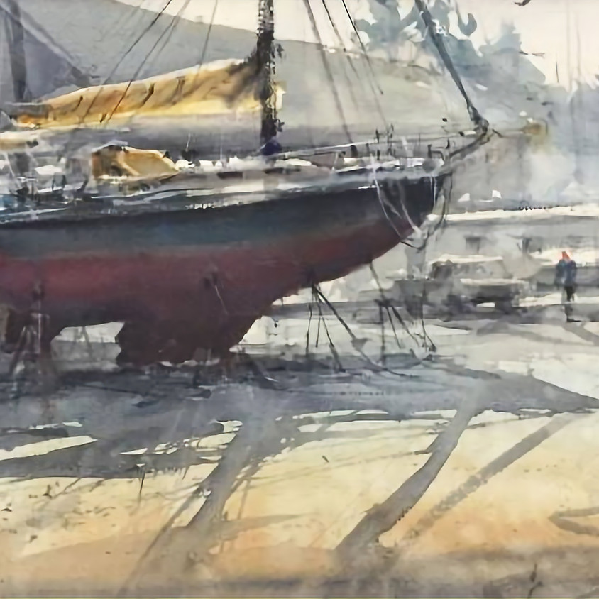 """""""Plein Air:  Plain and Simple"""" with Russell Jewell"""