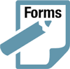 Icon of a form