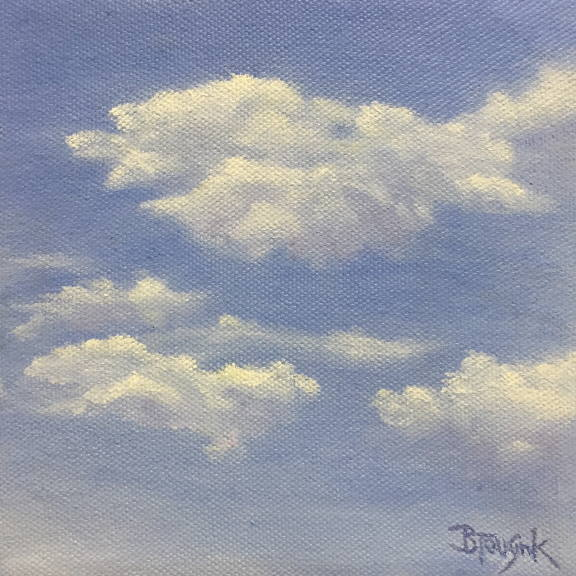 Georgia Clouds