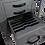 Thumbnail: Steel Desk & Chair Combination (Circa 1950s)