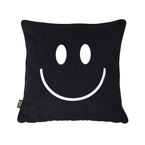 Happy Squares - Smalls - Black