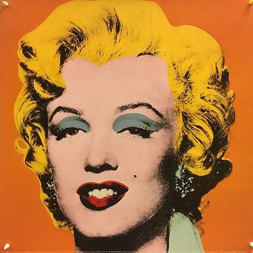 Marilyn Monroe Orange full
