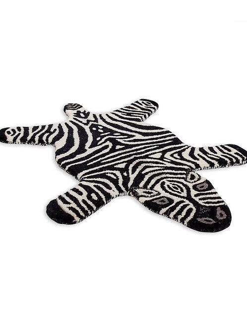 Chubby Zebra Rug Small