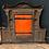 Thumbnail: Decorative cast Victorian English Mirror