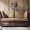 Thumbnail: Mid 20thC Leather Knole Sofa