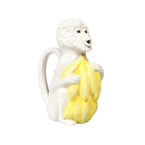 Porcelain Monkey Jug