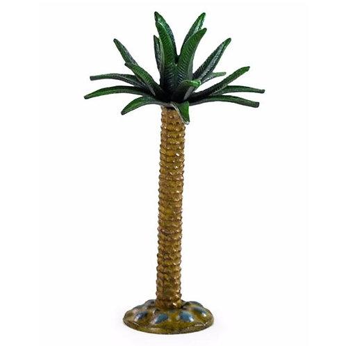 Cast Iron Large Palm Tree Candlestick