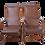Thumbnail: Spanish Rocking Chairs (Circa 1950s)