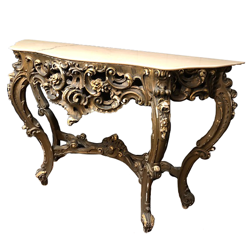 19th Century Console Table 1