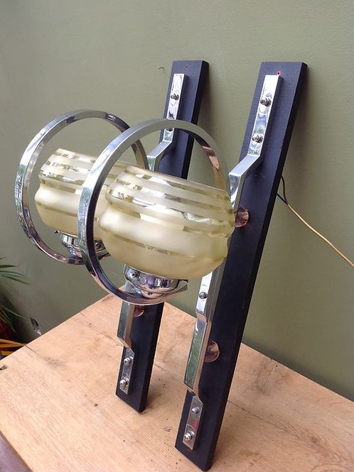 French Art Deco Wall Lamps 1920-1949