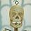 Mapoletan Skeleton Puppet close 6