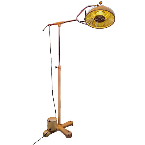 Vintage Industrial Medical Floor Lamp