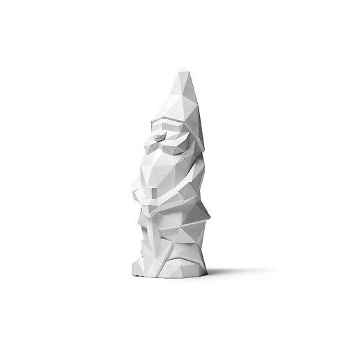 Nino Garden Gnome Small White 1
