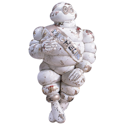 Michelin Man White full 1