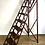 Antique Wooden Decorators Ladder side 1